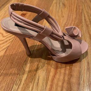 Steve Madden luxe pink heels